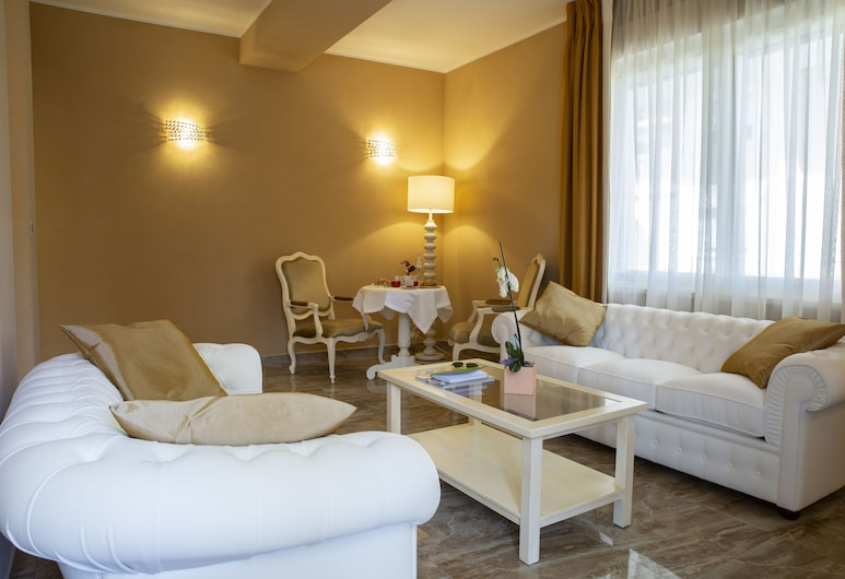 Aurum Suites, Pescara, Junior Suite, Guest Room