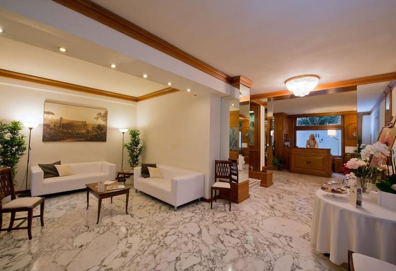Hotel San Pietro, Rom, Lobby