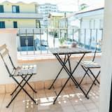 Habitación triple, baño privado - Vistas al balcón