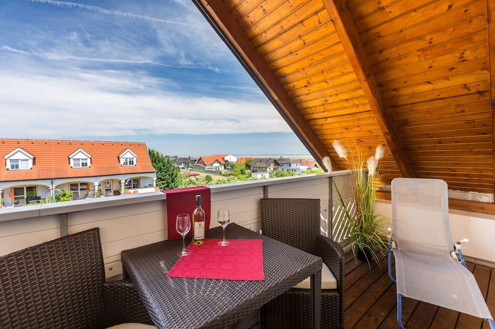 Apartamento Standard, 2 Quartos, Varanda - Varanda