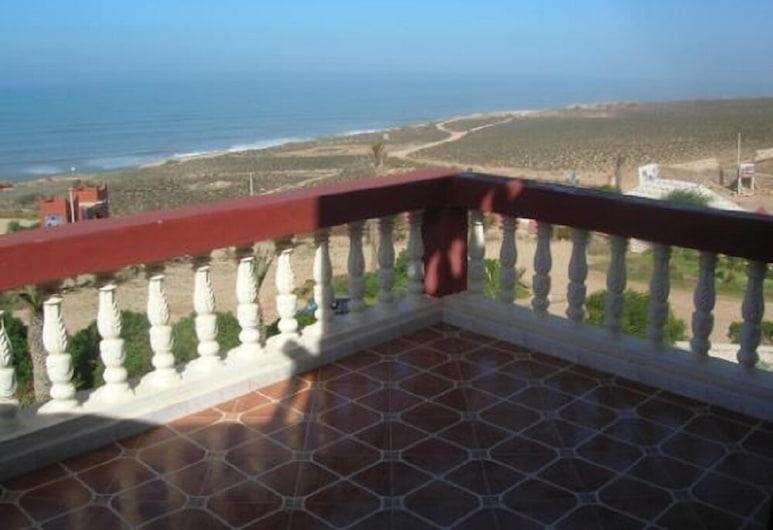Gite de la Dune Biougra, Sidi Ouassay, Habitación doble, Terraza o patio