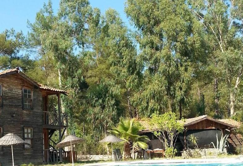 Olympos Park, Kumluca, Piscine en plein air