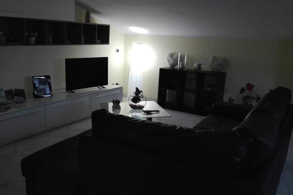 Doppia Comfort - Area soggiorno