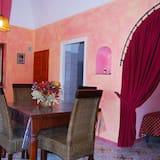 Standard Apartment, 1 Bedroom, Terrace, Sea View (U Locu) - Living Area
