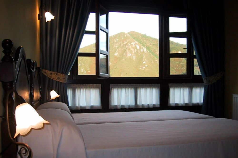 ห้องดับเบิล, ห้องน้ำส่วนตัว, วิวภูเขา - วิวภูเขา