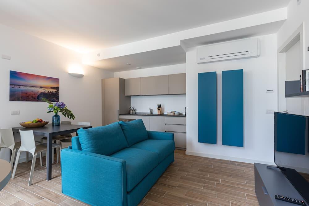 Appartamento (4 pax) - Soggiorno