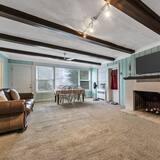 Cottage, 3 slaapkamers - Woonkamer