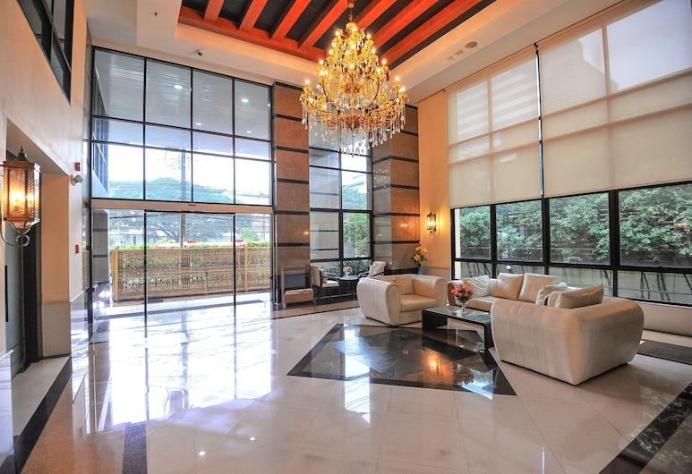 42 Grand Residence, Bankokas, Vidinis įėjimas