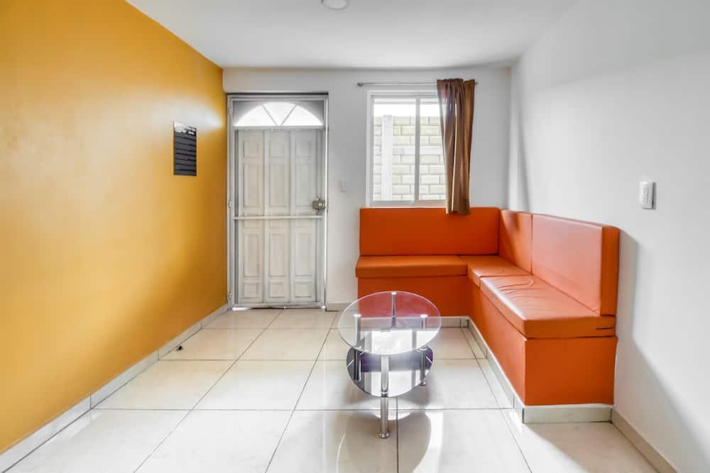 標準雙床房, 2 張標準雙人床 - 客廳