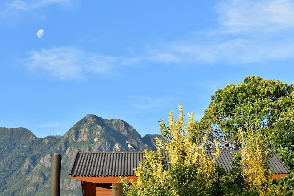 ห้องพักรวม, หอพักรวม, ห้องน้ำรวม - วิวภูเขา
