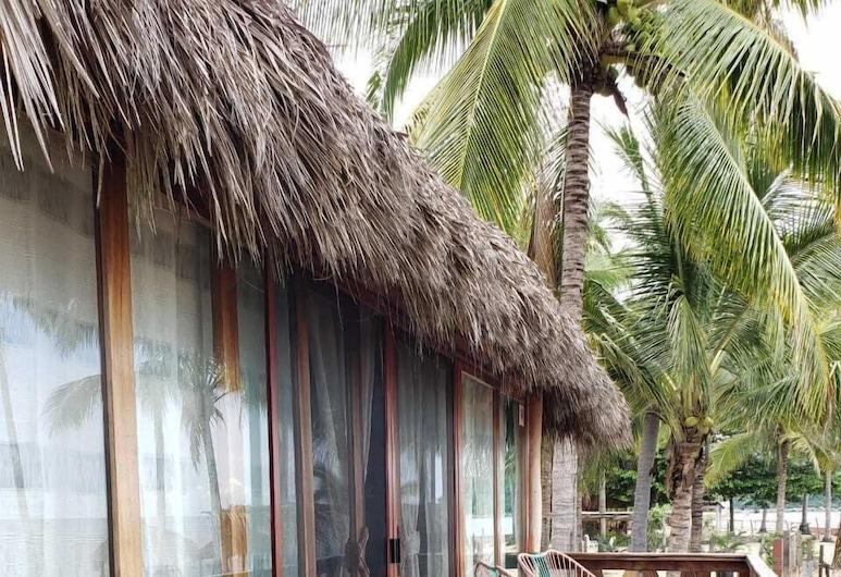 """El Grullo Naturista, Puerto Vallarta, Premium Ocean View """"Mar"""" #1, Balcony"""