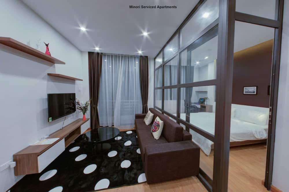 Standaard appartement, 1 slaapkamer - Woonkamer
