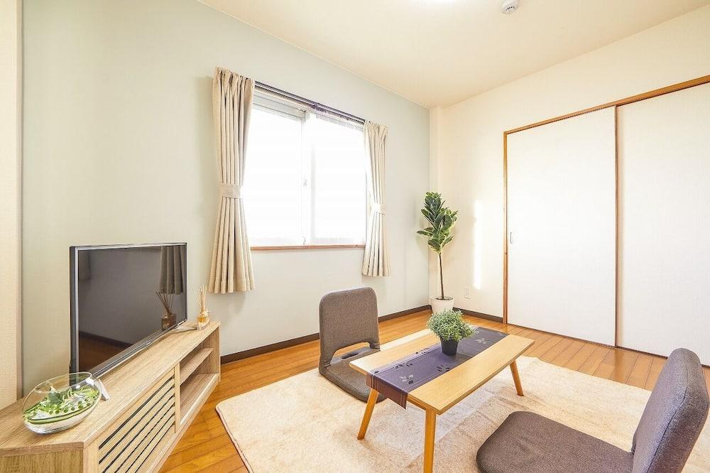 Apartmán (302) - Obývacie priestory