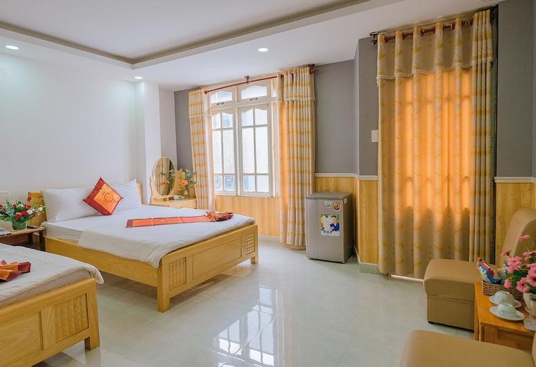 Hotel DaLater, Ðà Lat, Deluxe-Vierbettzimmer, Zimmer
