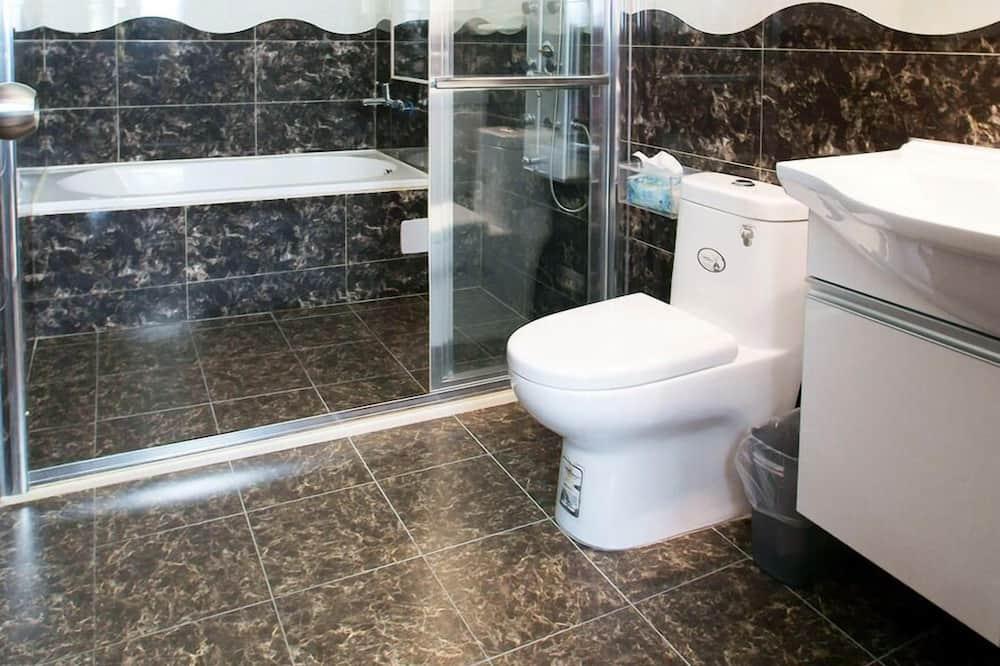 Vierbettzimmer (201) - Badezimmer