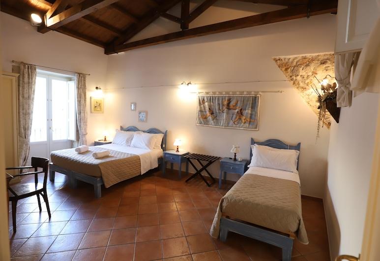 Italiana Resort Magnolia, Syracuse, Triple Room, Guest Room