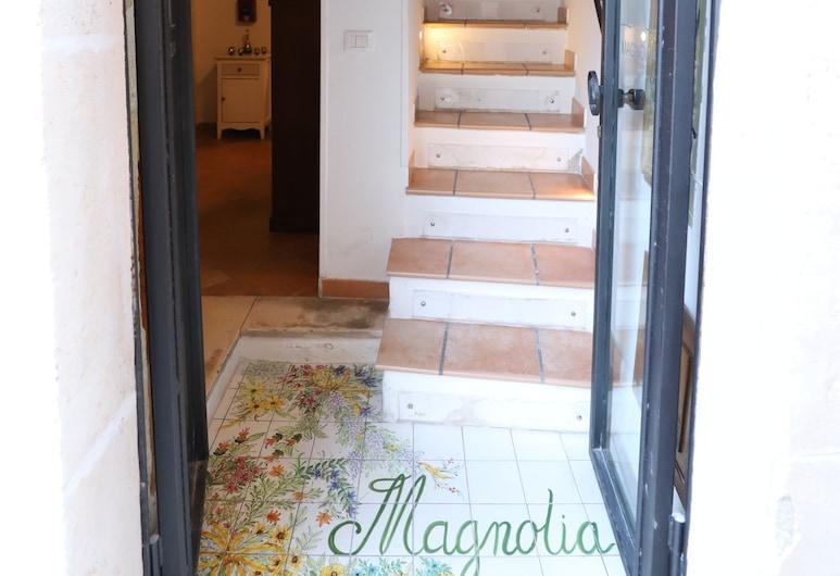 Italiana Resort Magnolia, Syrakus, Eingangsbereich