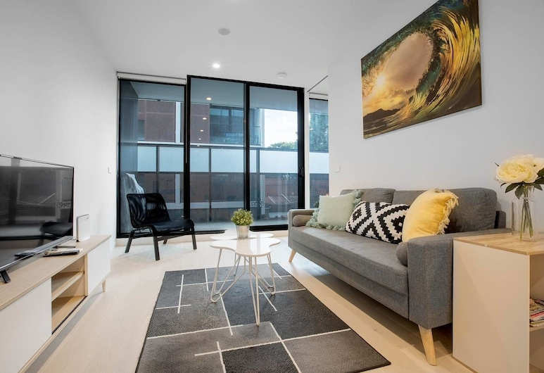 91cozy One Bedroom South Yarra Lively Neighbour, South Yarra
