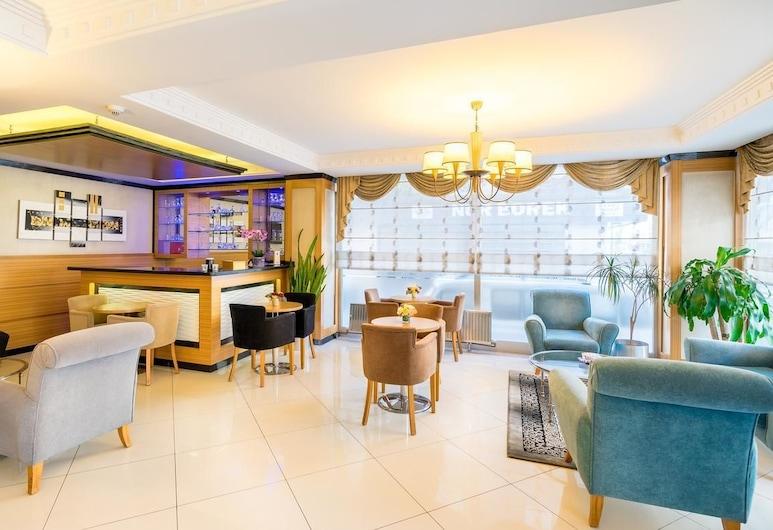 My Rose Hotel, Istanbul, Khu lounge tiền sảnh