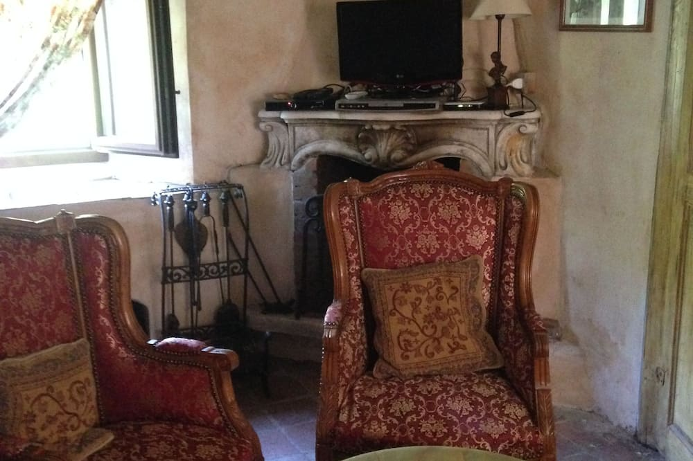 Deluxe suite, 2 slaapkamers (Priorato) - Woonruimte