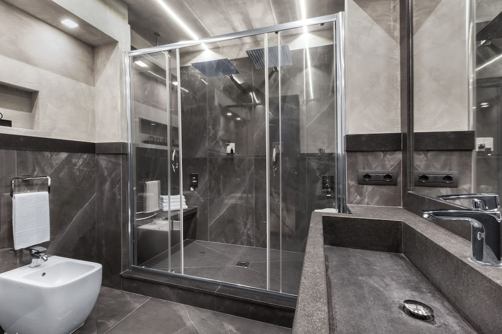 Suite Présidentielle - Salle de bain