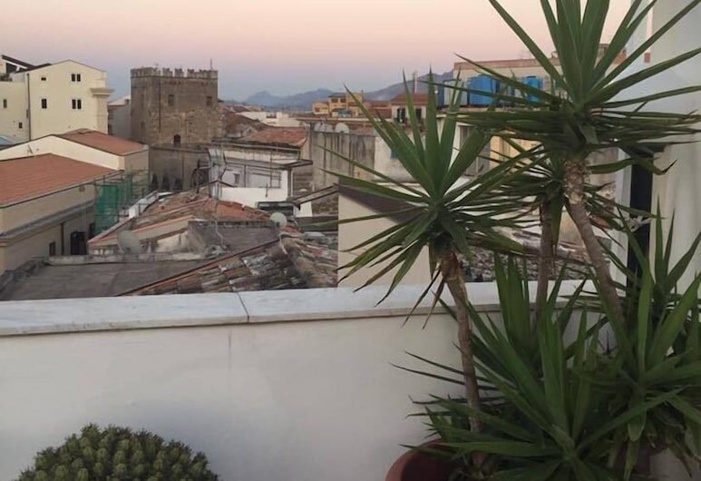 Marilù Affittacamere, Palermo, Kahden hengen huone, Parveke, Parveke