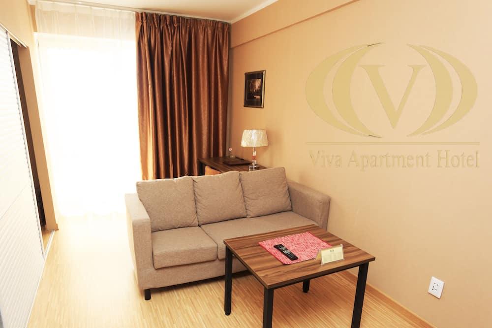 Apartament (Twin Room) - Powierzchnia mieszkalna