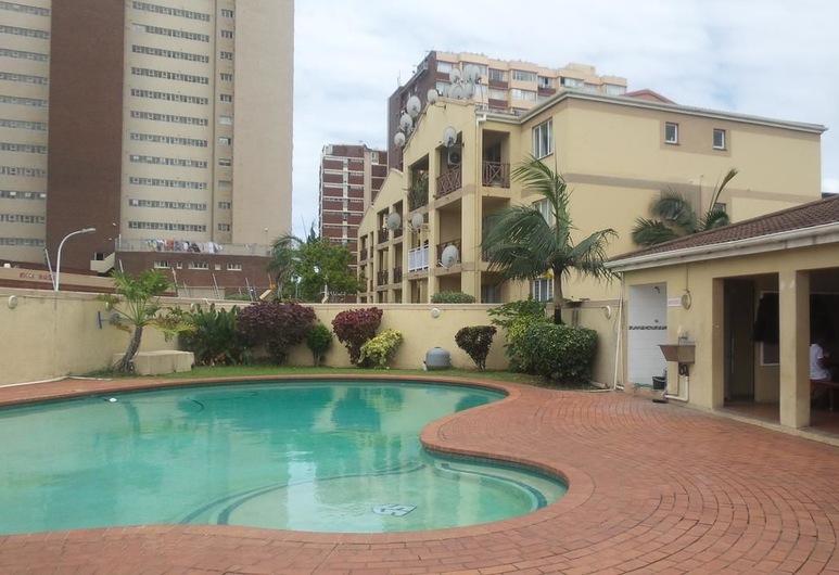 Summersands Apartment, Дурбан, Открытый бассейн