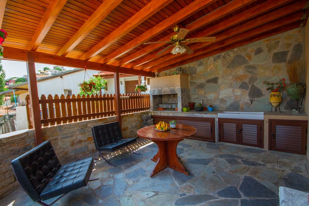 Cottage - Teras/Patio