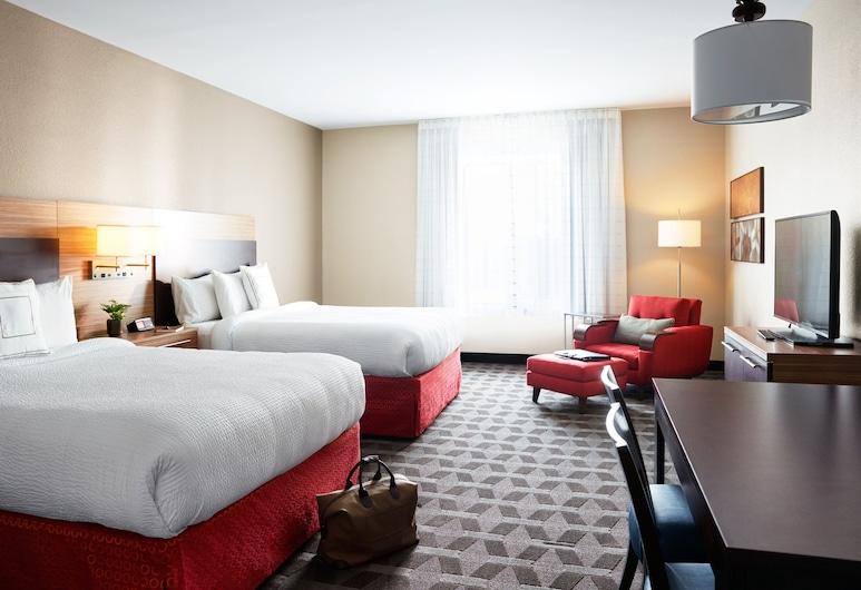 TownePlace Suites by Marriott Petawawa, Petawawa, Studio apartman, 2 queen size kreveta, Soba za goste