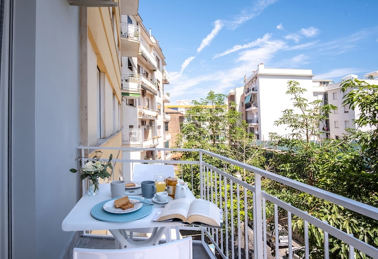 Appartamento Leone Rosso 2, Σορέντο, Στούντιο, Μπαλκόνι