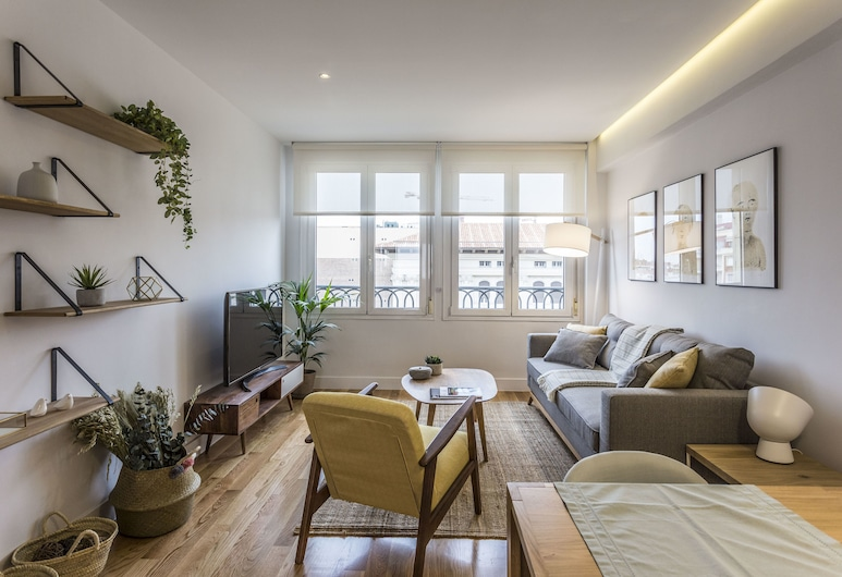 SLEEP Nuñez de Balboa by STAY, Madrid, Apartment, 2Schlafzimmer, 2 Bäder, Wohnbereich