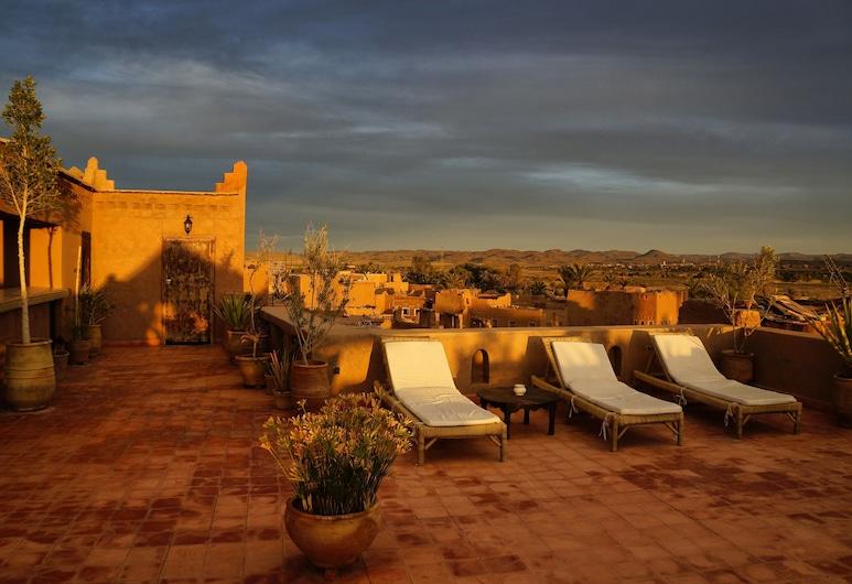 Dar Kamar, Ouarzazate, Teras/Veranda