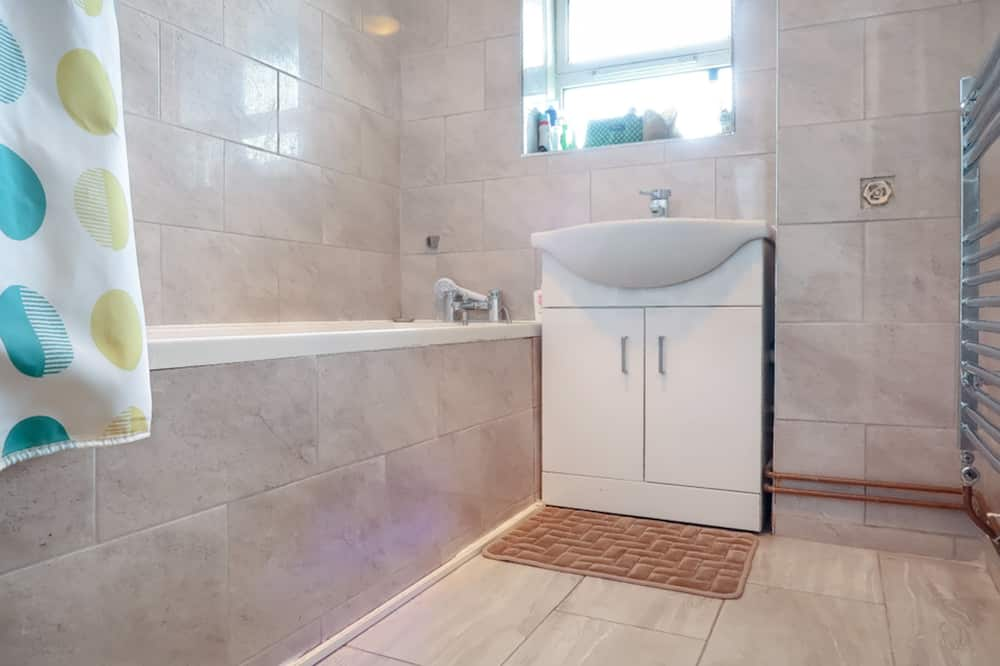 Deluxe-værelse (2) - Badeværelse