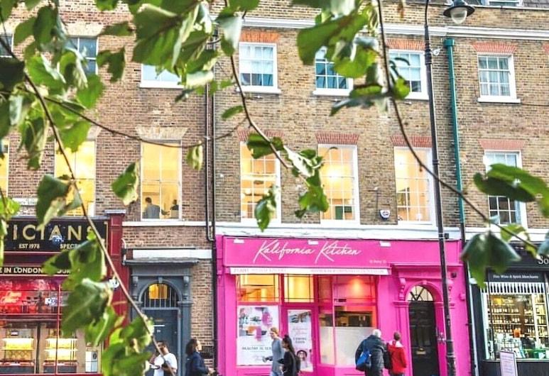 Charming & Modern Apartments near Oxford Circus London, Londres, Entrada do estabelecimento