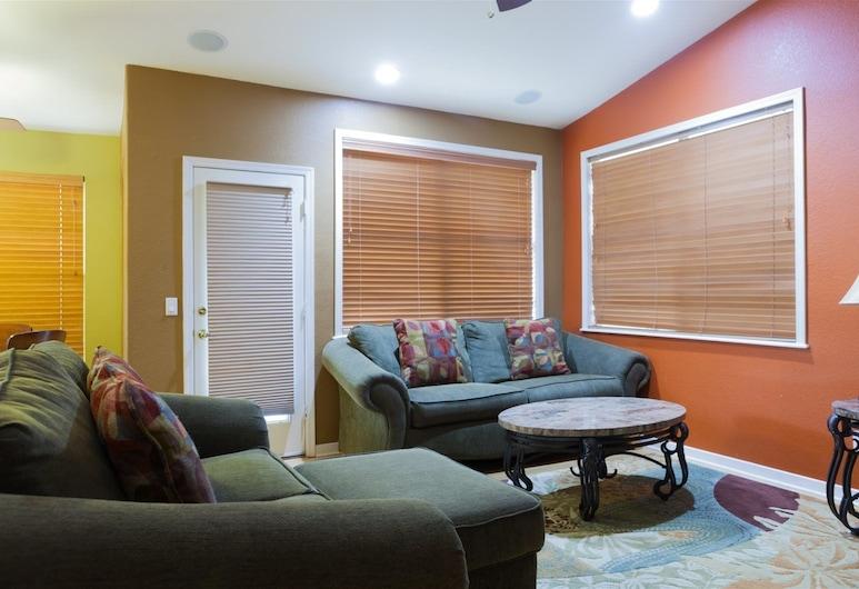 3BR Phoenix Home, Phoenix, Nhà, Phòng khách