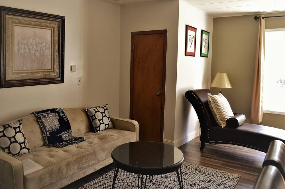 Riverside Apartment - Living Area