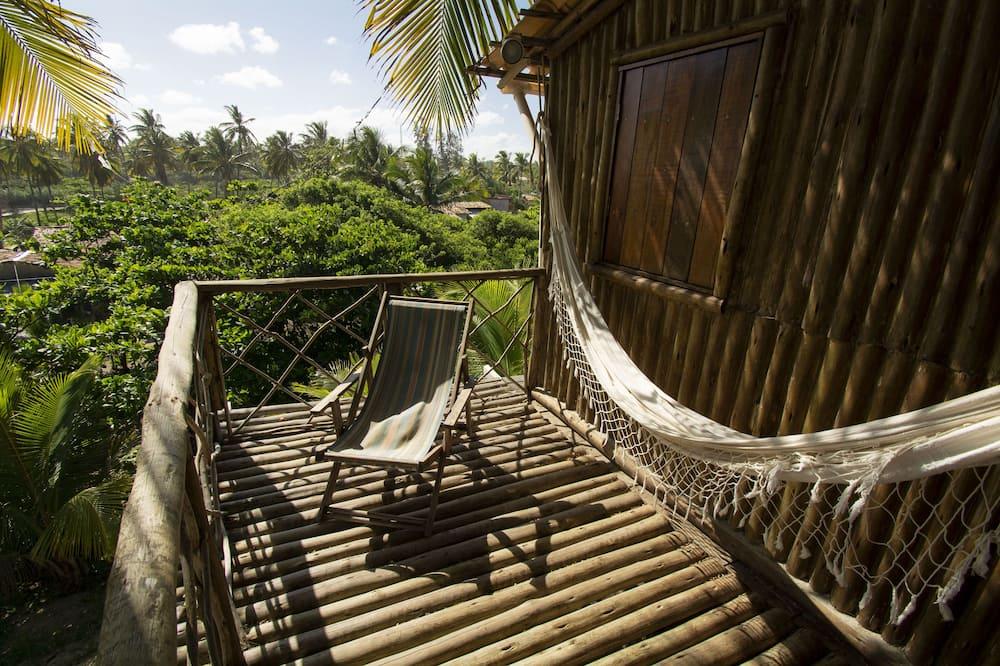 Romantic Double Room - Balcony