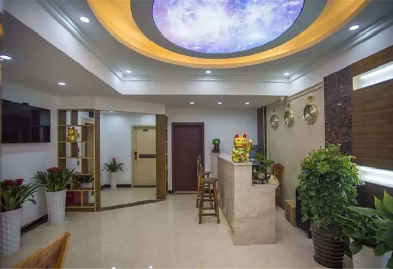 Suxi Hotel, Zhangjiajie, Lobby