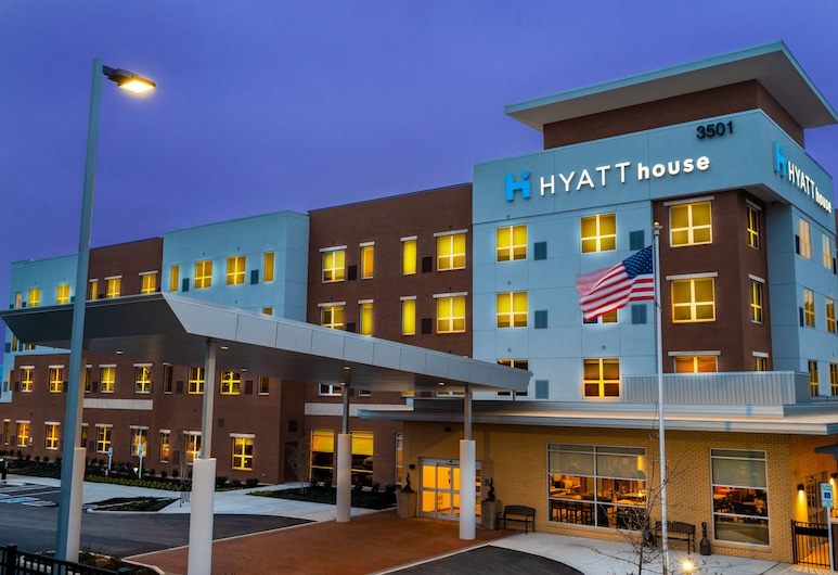 Hyatt House Nashville/Franklin/Cool Springs, Franklin, Eksterijer