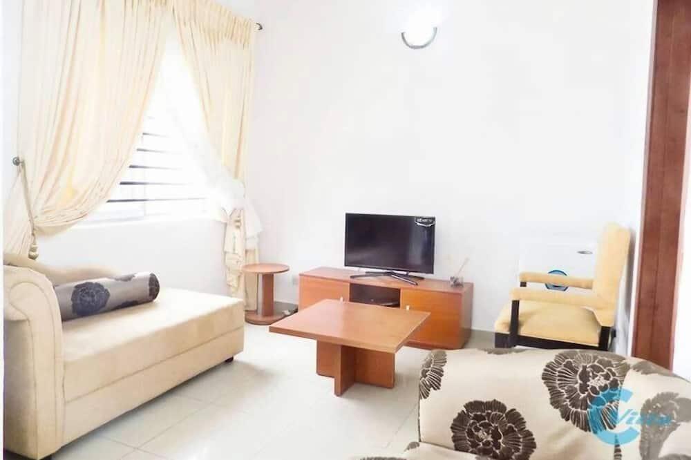 Komforta luksusa numurs - Dzīvojamā zona