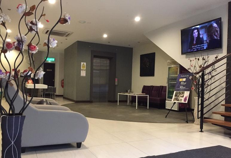 Kino Hotel , Shah Alam, Tempat Duduk di Lobi