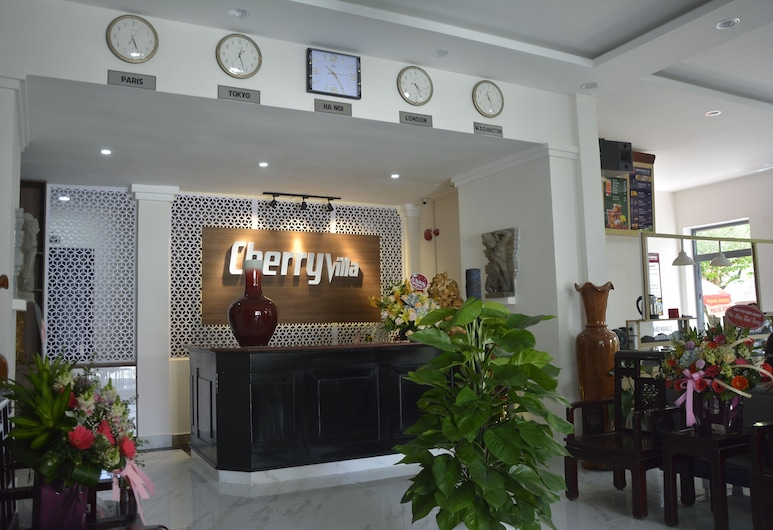 Cherry Villa, Hue, Reception