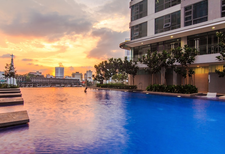 The Robertson by Homes Asian, Kuala Lumpur, Outdoor Pool