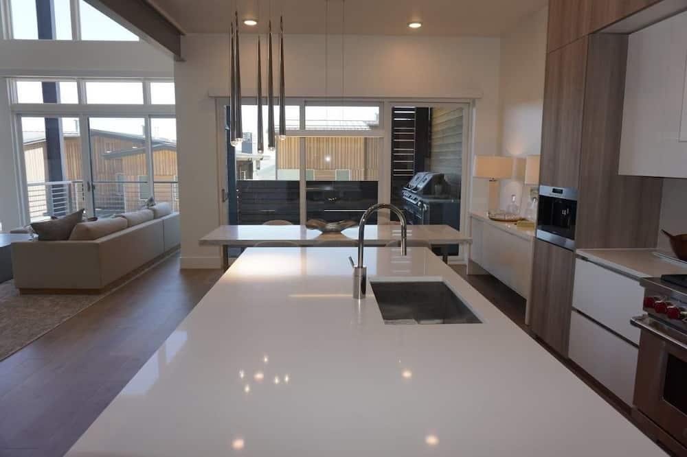 Condominio, 4 habitaciones - Sala de estar