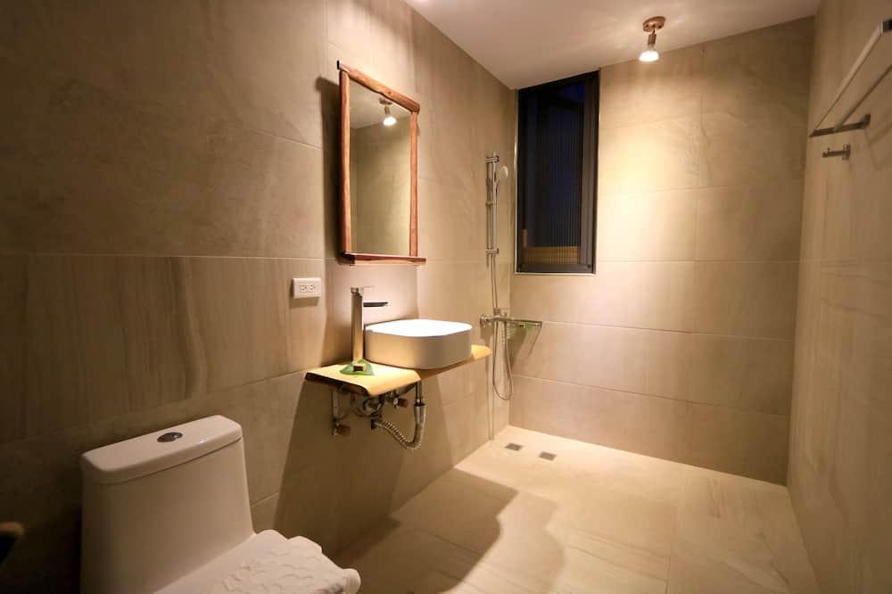 חדר לארבעה (3F) - חדר רחצה