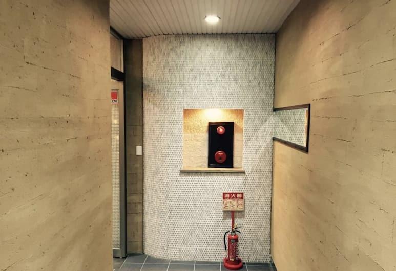 Guest House Sumicco, 大阪市, ホテル エントランス