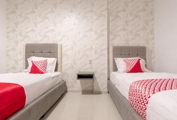 Medan bölgesindeki OYO 487 Gajah Mada Hotel resmi
