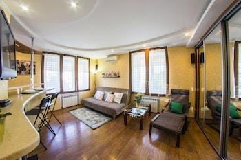 תמונה של Apartment at Omsk historical center באומסק