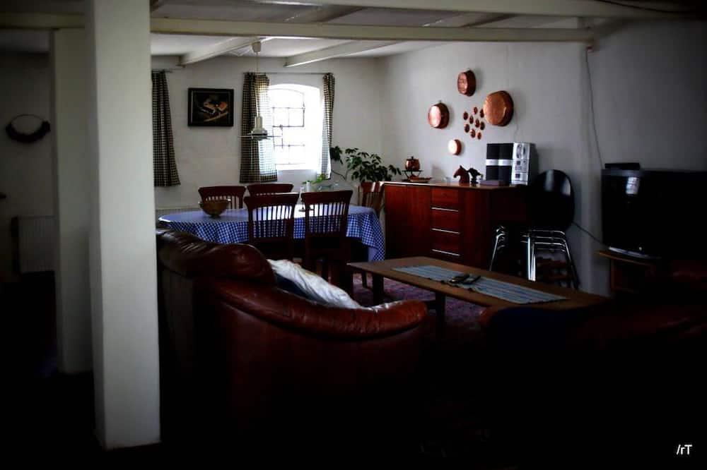 Apartemen Keluarga, 4 kamar tidur - Ruang Keluarga